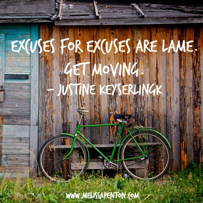 Excuses Quote Pic
